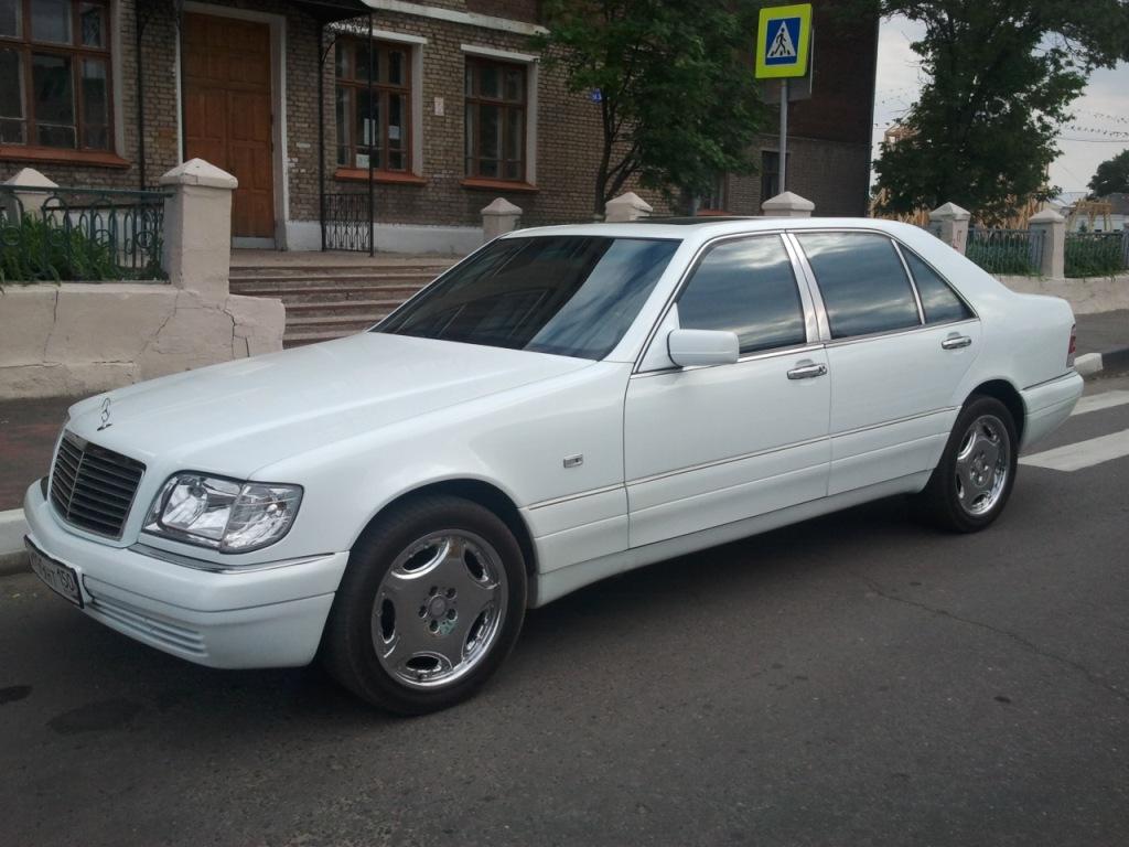 мерседес 600